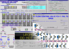 Portfolio Screen Shots - SCADA Collage