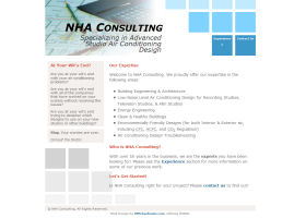 Portfolio Screen Shots - NHA